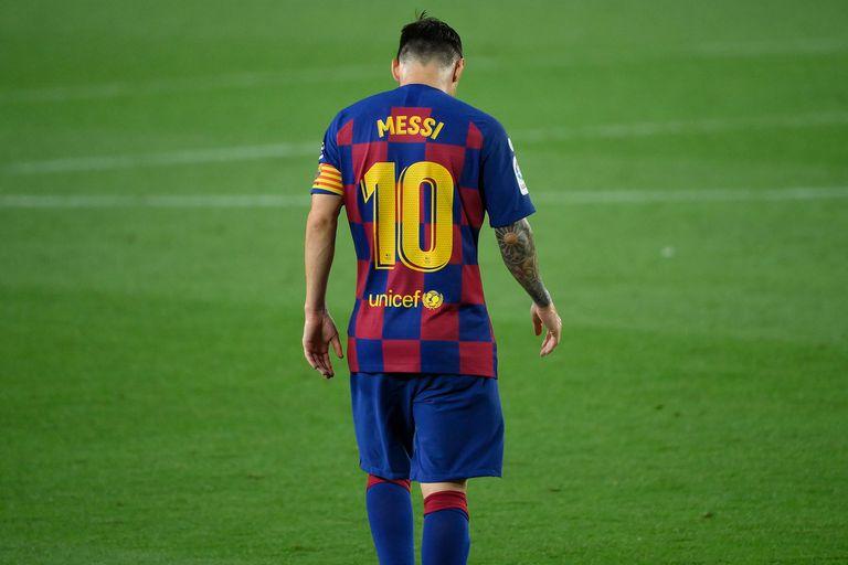 Barcelona en crisis: el día que Messi les gritó en la cara que se siente solo