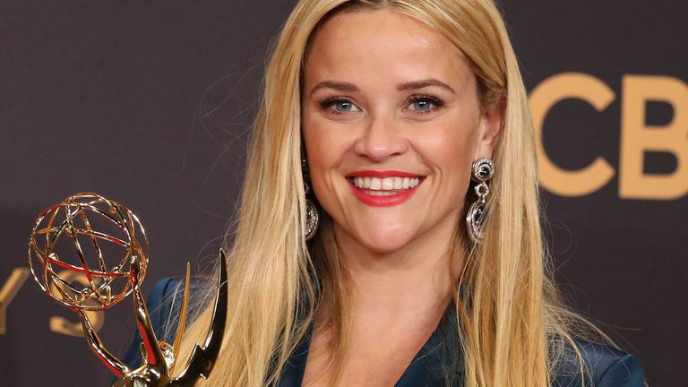 Reese Witherspoon, productora de Big Little Lies
