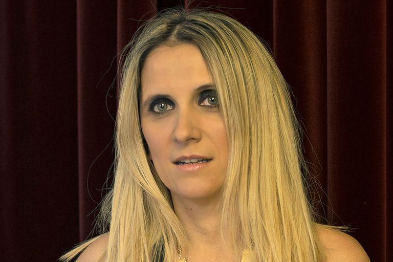 María Bourdin, vocera oficial de la Corte Suprema de Justicia