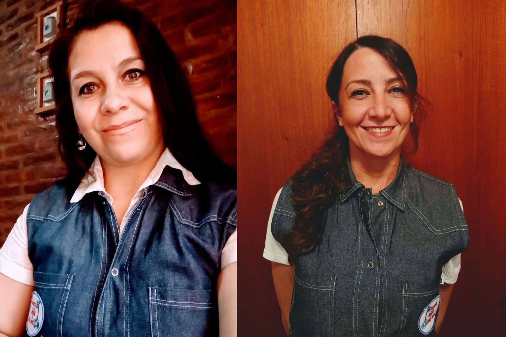 Miriam Tardo y Mercedes Molina son maestras de apoyo a la inclusión escolar que trabajan en la Escuela de la Llave Cielo Azul y reciben capacitación constante en Inclusiva Coaching.