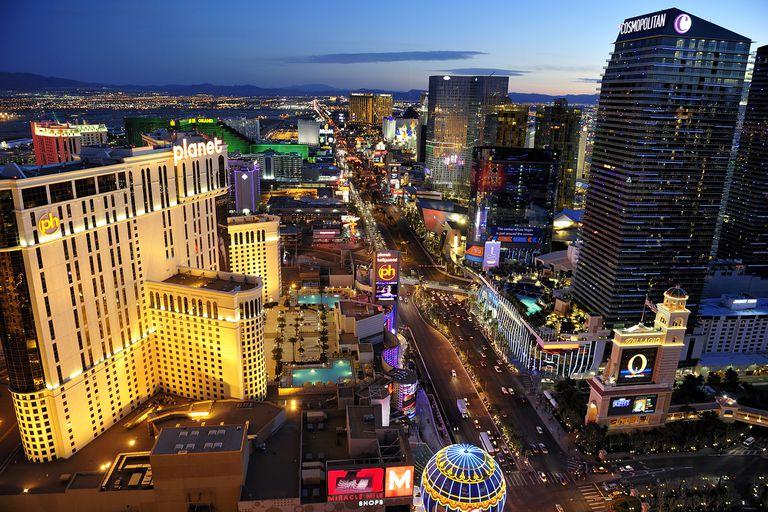 Las Vegas. La razón muy específica por la cual todos deberíamos ir alguna vez