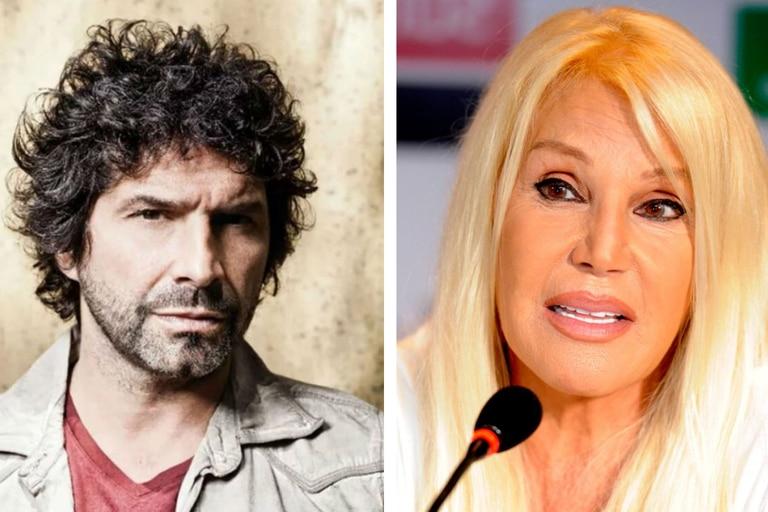 El exabrupto de Iván Noble al hablar de Susana Giménez