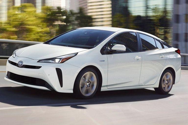 El Toyota Prius es un modelo muy popular entre las celebridades de Hollywood