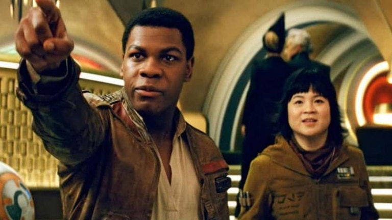 Finn, el ex Stormtrooper que se convirtió en héroe