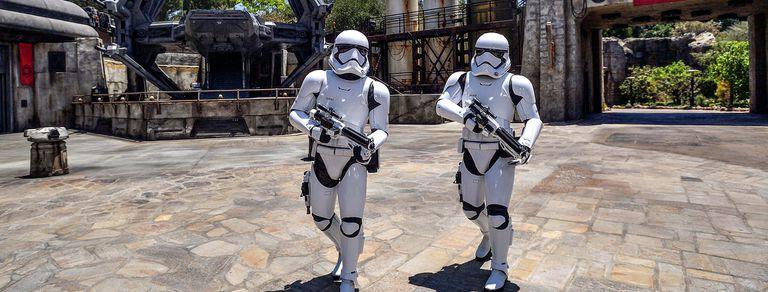 En fotos, el parque Galaxy´s Edge, la inspiración de Star Wars en Disneyland