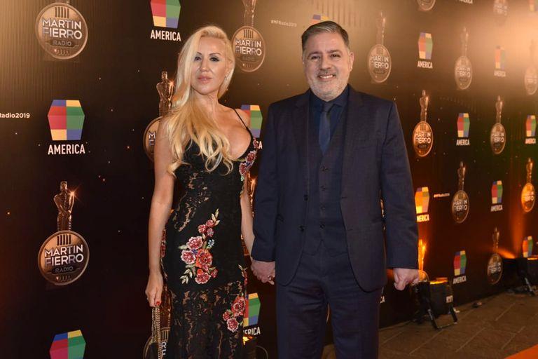 Fabián Doman y María Laura de Lillo habían tenido una crisis en 2020, pero en su momento decidieron volver a apostar al amor