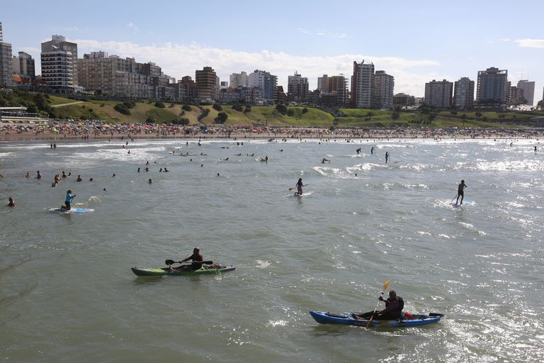 Los comerciantes están preocupados por la posible llegada de la segunda ola que traería nuevas restricciones