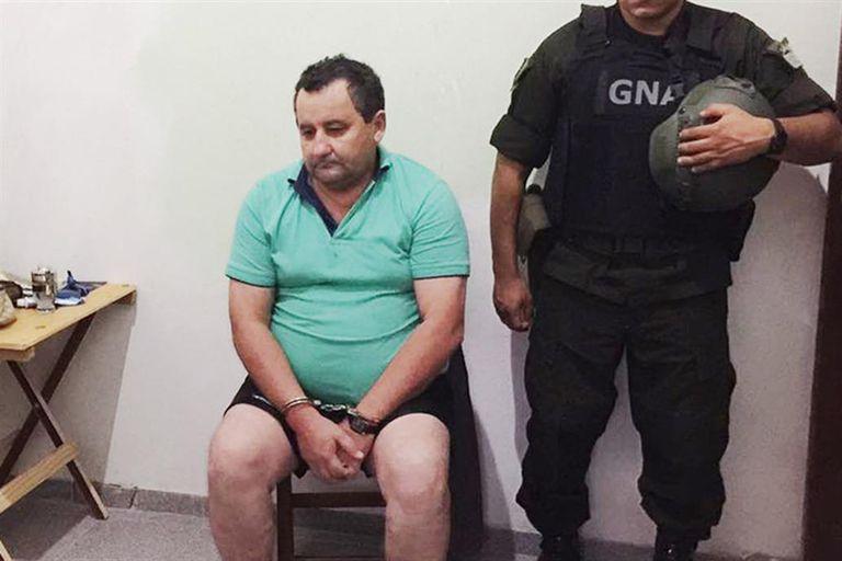 El exintendente de Itatí, Natividad Terán, fue detenido en marzo de 2017