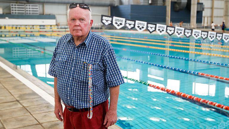 Sweetenham, el coach que revolucionó la natación en Australia, espera hacer lo mismo en la Argentina