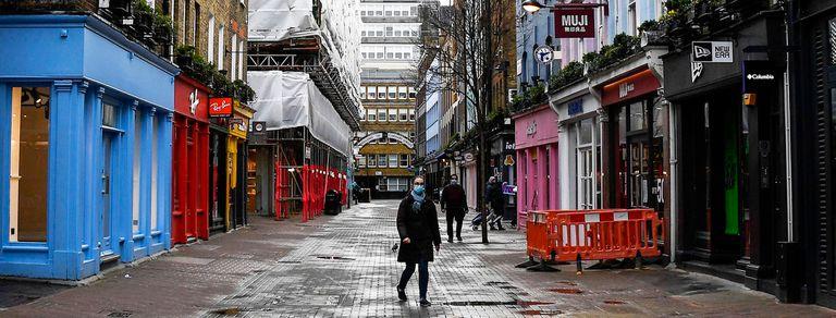Londres en fotos, cómo es el día a día en la ciudad castigada por el Coronavirus
