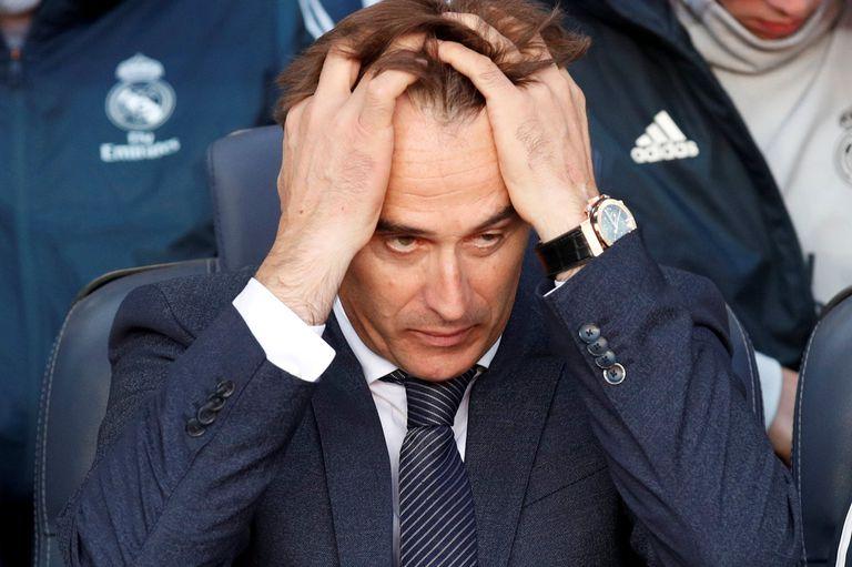 El DT que pasó de España a Real Madrid, al borde de otro despido