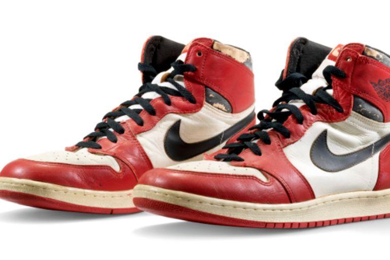 Jordan. Una nueva fortuna por las zapatillas: son las más caras jamás subastadas