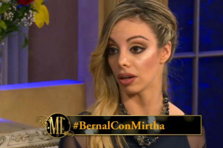 Gisela contó todo en lo de Mirtha