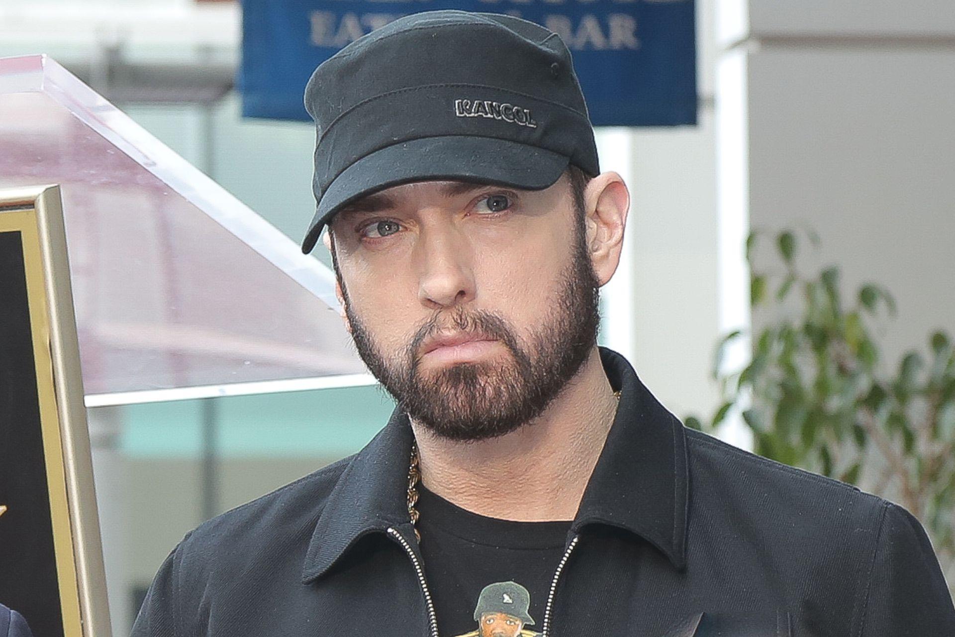Eminem y una relación tóxica, que pudo con el tiempo sanarse