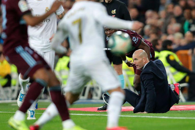 La Liga. Real Madrid se le escapó el triunfo sobre la hora, pero sigue líder