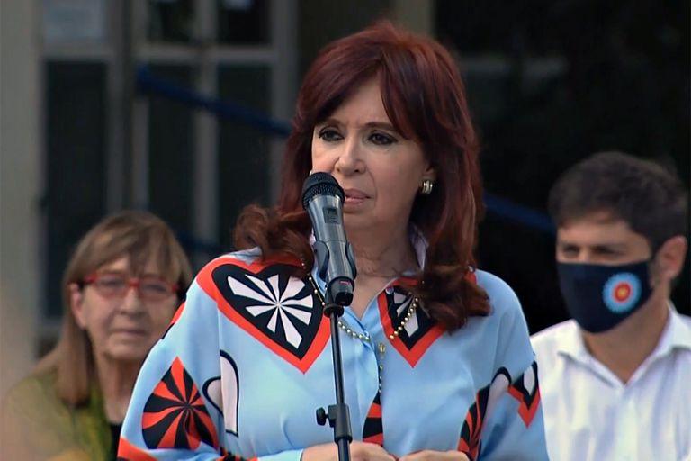 Cristina Kirchner potencia el riesgo argentino