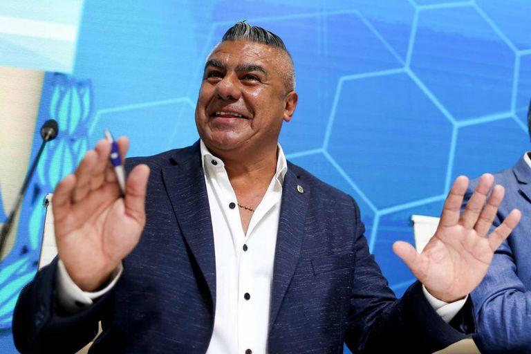 Claudio Tapia fue reelecto hasta 2025 como presidente de la AFA