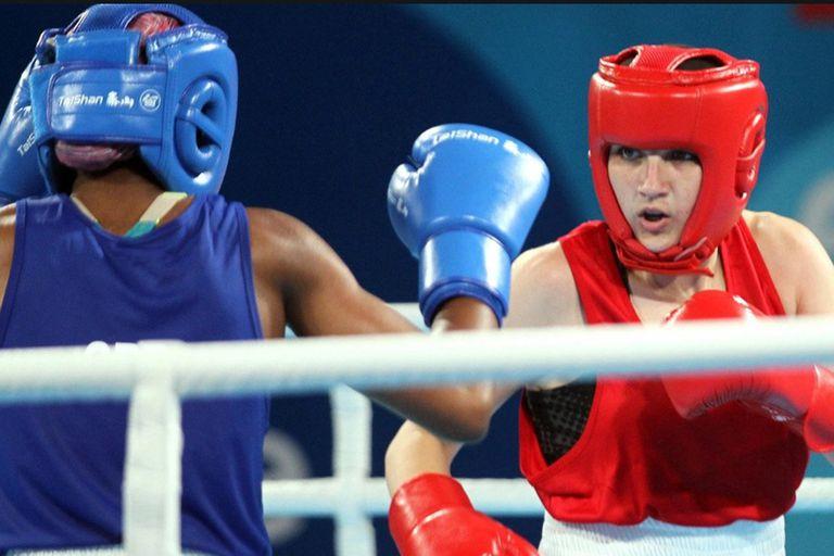 La boxeadora Victoria Saputo ganó el bronce y fue la última medalla a Argentina