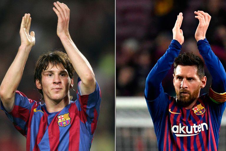 Del gol 1 al 600 en 14 años: víctimas y récords del huracán Messi en Barcelona