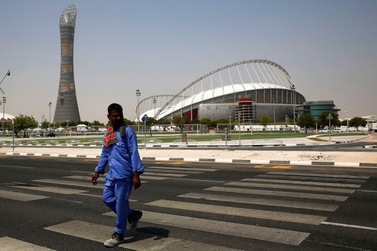 El estadio de Khalifa será sede del mundial de atletismo el próximo 27 de septiembre en la ciudad de Doha