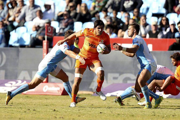 Eligen a un argentino en el XV ideal del Super Rugby