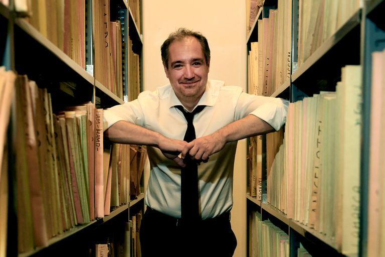"Diego Cabot: ""El periodismo me genera una adrenalina diaria"""