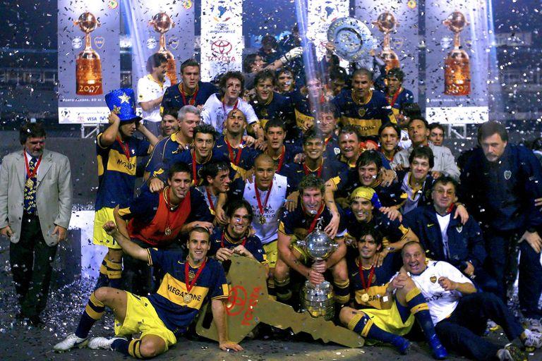 Por qué Russo y Boca nunca celebraron la Libertadores 2007 en la Bombonera