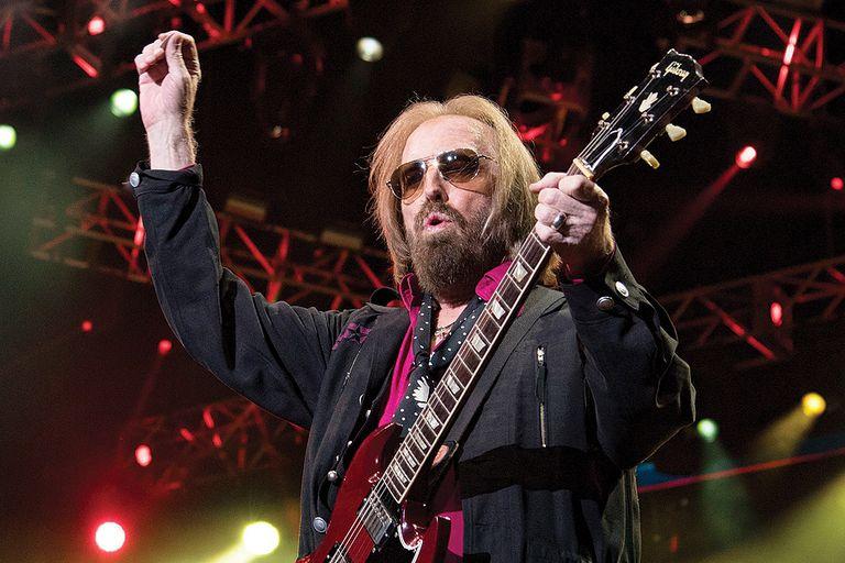Tom Petty, una semana antes de dar su último show