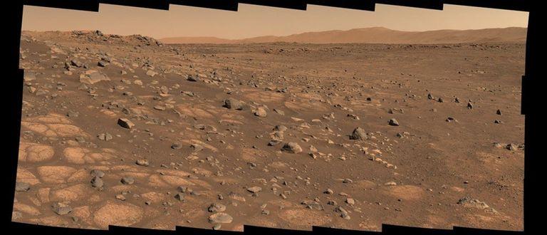 22-07-2021 Ärea designada para recoger la primera muestgra de Marte que será traída a la Tierra en misiones futuras POLITICA INVESTIGACIÓN Y TECNOLOGÍA NASA/JPL