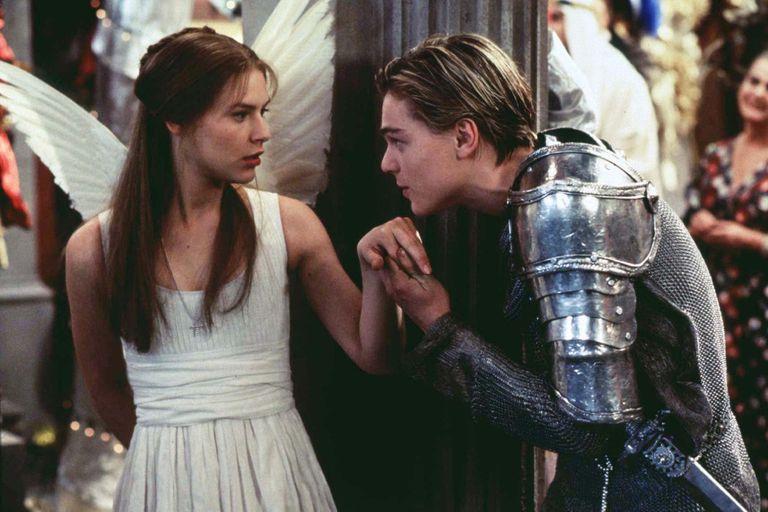 Leonardo DiCaprio y Claire Dane