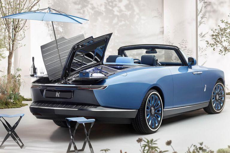 Rolls-Royce lanzó el Boat Tail, el auto más caro de la historia: cuesta  US$28 millones - LA NACION