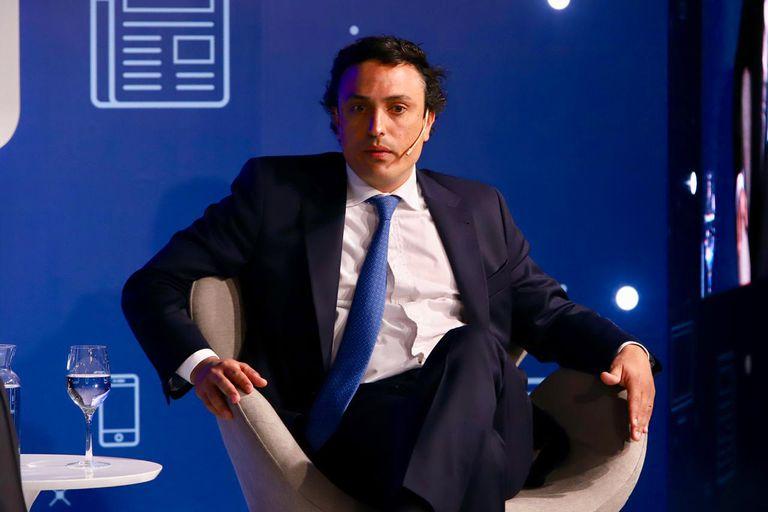 Agustín Pesce, vicepresidente 2° del Banco Nación
