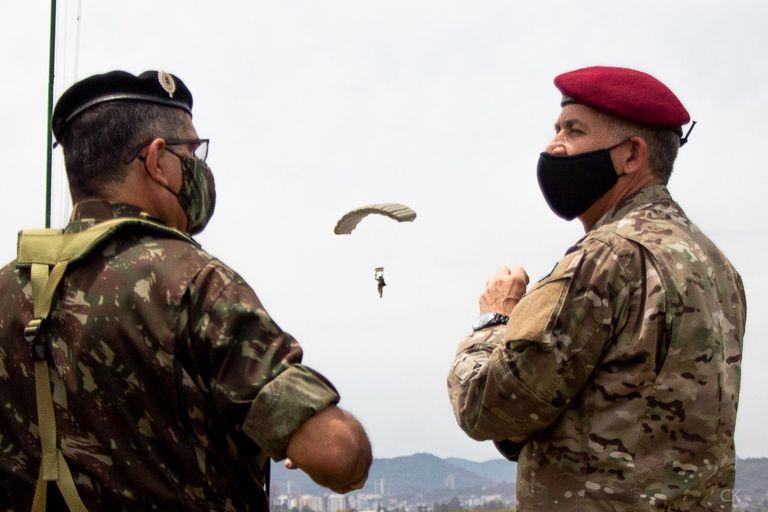 Aún antes de la pandemia se redujo en el Ejército la posibilidad de compartir operaciones con militares de otros países