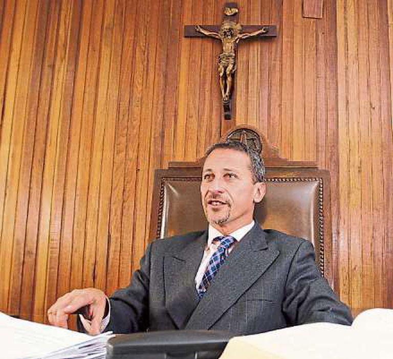 El juez tucumano admitió su estrecho vínculo con el PJ tucumano ante la Comisión de Acuerdos del Senado