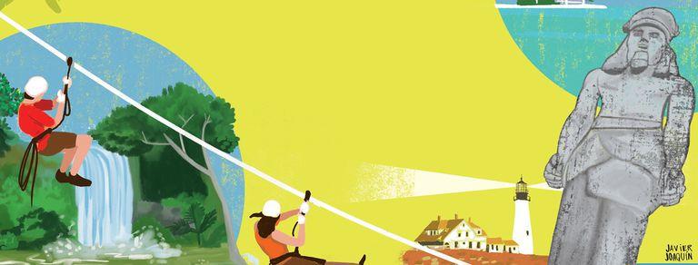 Diez destinos imprescindibles en la hoja de ruta del 2020