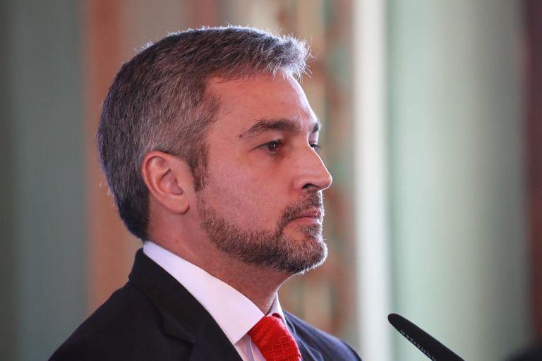 Paraguay: Tras las protestas, Mario Abdo Benítez anunció cambios en el gobierno