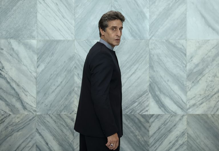 Diego Peretti, como el pastor evangélico Emilio Vázquez Pena