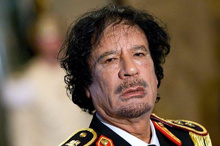 Muammar Khadafy