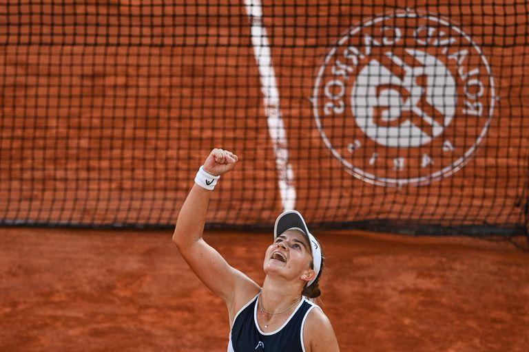 La checa Barbora Krejcikova, primeriza en una final de Roland Garros, definirá contra la rusa Anastasia Pavlyuchenkova.