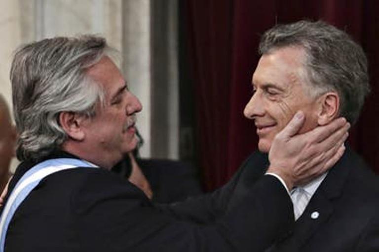 Macri y Fernández son como esos chicos de un aula revoltosa que ha decidido tomarlos de punto y hacerles bullying constante