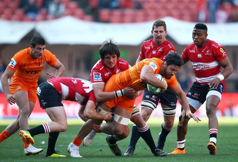Se terminó el sueño de Jaguares en el Super Rugby: cayeron 40-23 ante Lions