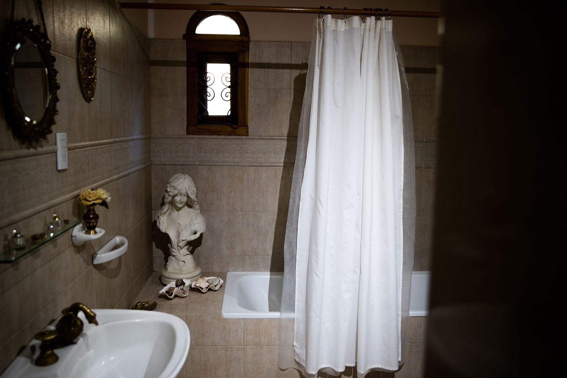 El interior del Palacio cuenta con antigüedades restauradas por Maluccio