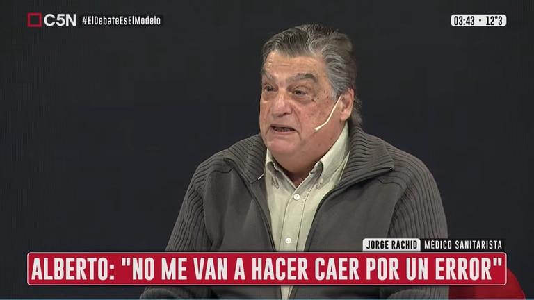 """Furia de un asesor de Axel Kicillof contra la Sociedad Argentina de Pediatría: """"Manga de gorilas"""""""