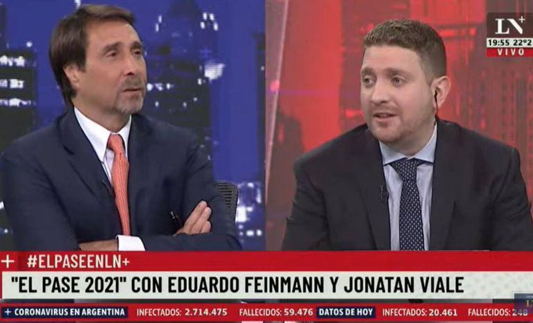 Jonatan Viale hizo un sentido relato de las últimas horas de su papá Mauro