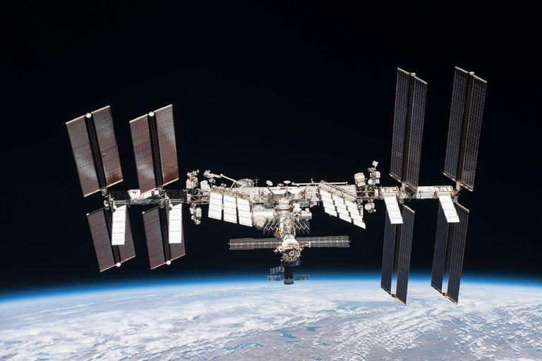 La Estación Espacial Internacional lleva más de 20 años en órbita