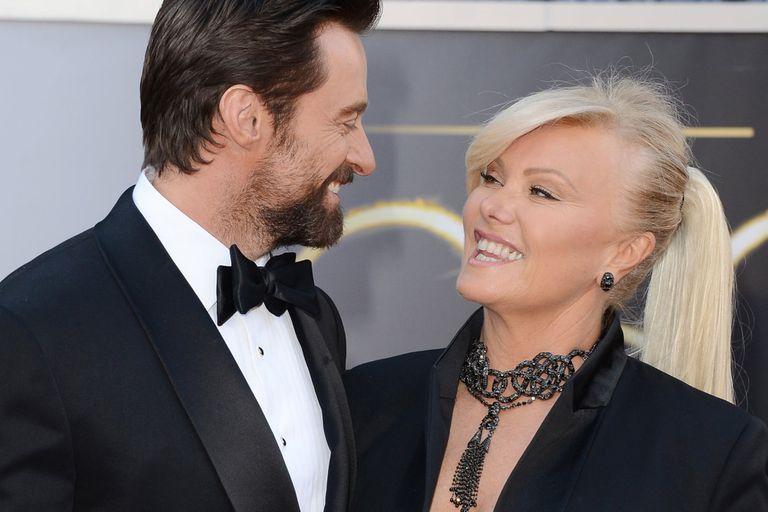 """Jackman a su esposa, al celebrar 25 años juntos: """"Te amo con todo mi corazón"""""""