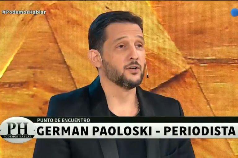 Paoloski reveló qué chat le prohibió a Sabrina Garciarena ver en su celular