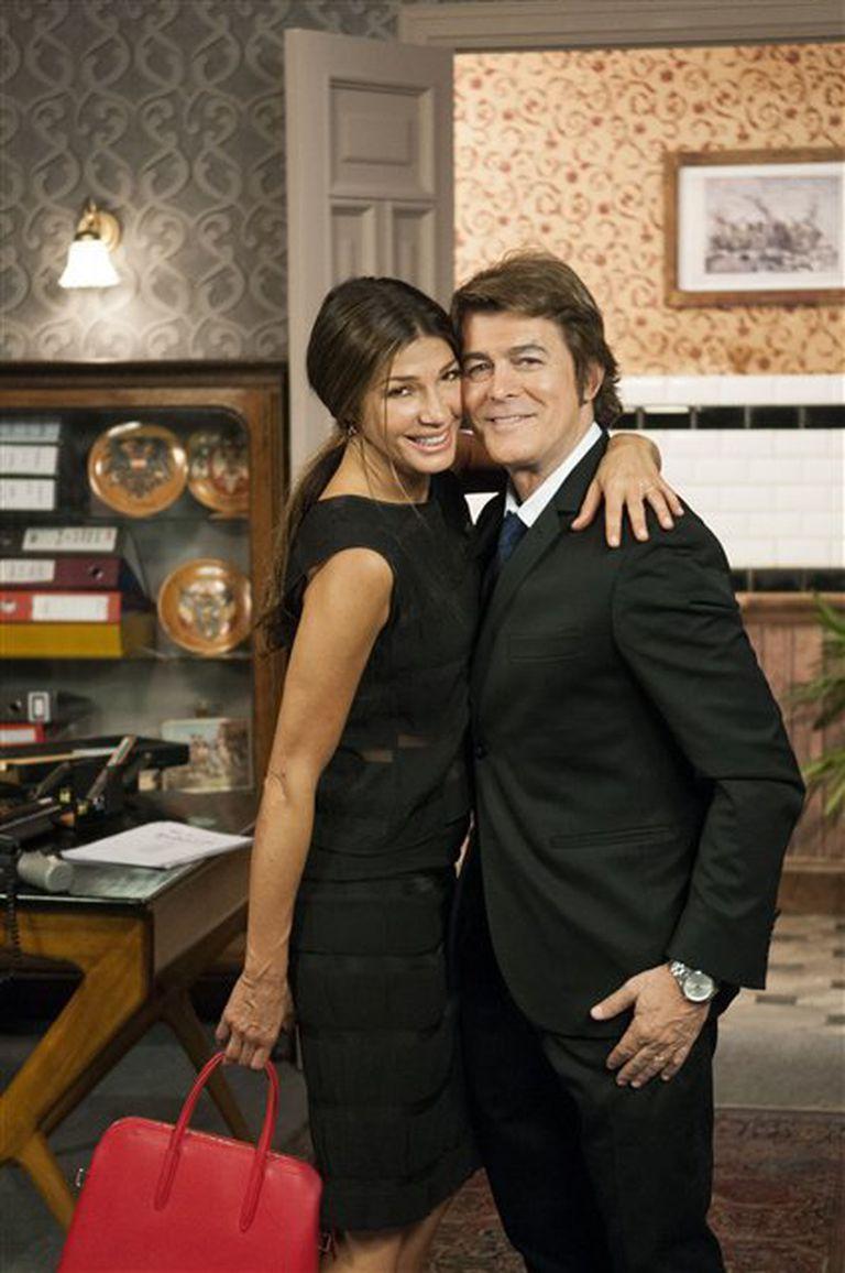 Fulop y Corrado, la pareja central