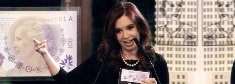 Los $100 de Evita. Peleas y secretos detrás de uno de los billetes más polémicos