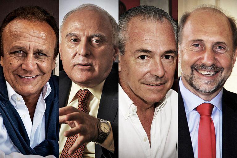 candidatos santa fe elecciones Del Sel Lifschitz Barletta Perotti